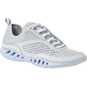 Columbia Drainmaker 3D Shoes Women Grey Ice/Whisper